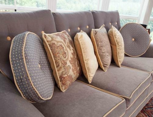 Handcrafted Custom Throw Pillows